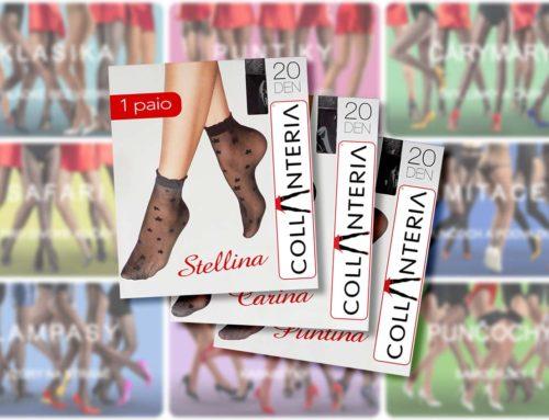 Dárek – módní ponožky zdarma!